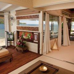 Отель Robinson's Cove Villas Французская Полинезия, Муреа - отзывы, цены и фото номеров - забронировать отель Robinson's Cove Villas онлайн балкон