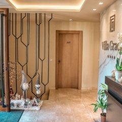 Отель Villa Gracia Черногория, Будва - отзывы, цены и фото номеров - забронировать отель Villa Gracia онлайн интерьер отеля
