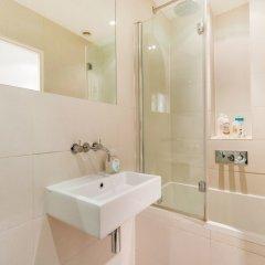 Отель London Hideaway I Лондон ванная