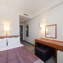 Plaza Hotel Tenjin Фукуока удобства в номере