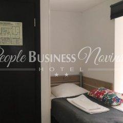 Гостиница PEOPLE Business Novinsky удобства в номере фото 3