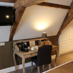 Отель de Castillion Бельгия, Брюгге - отзывы, цены и фото номеров - забронировать отель de Castillion онлайн удобства в номере фото 2