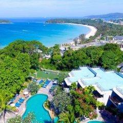 Отель Andaman Cannacia Resort & Spa пляж фото 2
