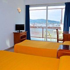 Отель Hostal Residencia Molins Park комната для гостей фото 4