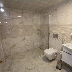 Hanedan Beach Hotel Турция, Фоча - отзывы, цены и фото номеров - забронировать отель Hanedan Beach Hotel онлайн ванная фото 2