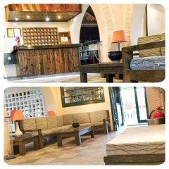 Sea Bird Hotel Сивота гостиничный бар