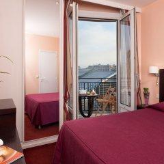 Отель Virgina Франция, Париж - 3 отзыва об отеле, цены и фото номеров - забронировать отель Virgina онлайн балкон