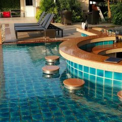 Отель The Leela Resort & Spa Pattaya бассейн фото 3