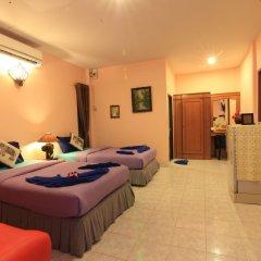 Отель Saladan Beach Resort сауна