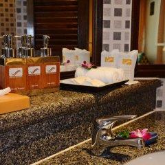 Отель Karon Sea Sands Resort & Spa Таиланд, Пхукет - 3 отзыва об отеле, цены и фото номеров - забронировать отель Karon Sea Sands Resort & Spa онлайн ванная