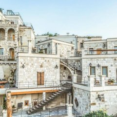 Exedra Cappadocia Турция, Ургуп - отзывы, цены и фото номеров - забронировать отель Exedra Cappadocia онлайн балкон