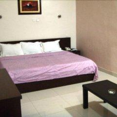 Отель Monte Carlo Hotel Ltd Нигерия, Энугу - отзывы, цены и фото номеров - забронировать отель Monte Carlo Hotel Ltd онлайн комната для гостей фото 5