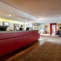 Отель Leonardo Hotel Brugge Бельгия, Брюгге - 2 отзыва об отеле, цены и фото номеров - забронировать отель Leonardo Hotel Brugge онлайн интерьер отеля фото 3