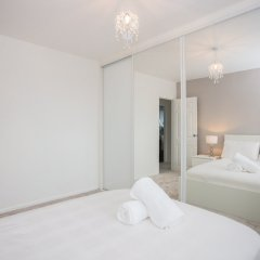 Апартаменты 1 Bedroom Apartment With Balcony in Angel Лондон комната для гостей фото 5