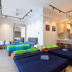 Отель Parkview Service Apartment @ KLCC Малайзия, Куала-Лумпур - отзывы, цены и фото номеров - забронировать отель Parkview Service Apartment @ KLCC онлайн фото 4