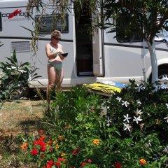 Отель Mavi Cennet Camping Pansiyon Сиде фото 2