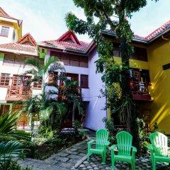 Отель The Club Ten Beach Resort Филиппины, остров Боракай - отзывы, цены и фото номеров - забронировать отель The Club Ten Beach Resort онлайн бассейн фото 2