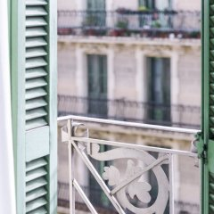 Отель SERHS Carlit Испания, Барселона - 4 отзыва об отеле, цены и фото номеров - забронировать отель SERHS Carlit онлайн балкон