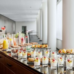 Отель NH Collection Frankfurt City питание