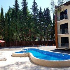 Апарт-Отель Мадрид Парк 2 бассейн фото 2