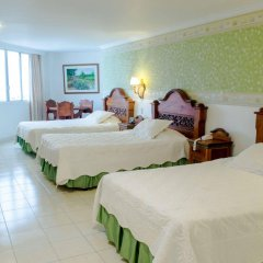 Отель Sol Caribe Sea Flower Колумбия, Сан-Андрес - отзывы, цены и фото номеров - забронировать отель Sol Caribe Sea Flower онлайн комната для гостей фото 2