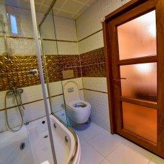 Ada Bungalow Hotel Турция, Узунгёль - отзывы, цены и фото номеров - забронировать отель Ada Bungalow Hotel онлайн ванная