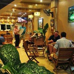 Hong Ky Boutique Hotel гостиничный бар