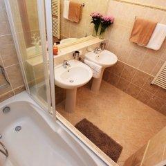 Апартаменты Family Style & Garden Apartments ванная