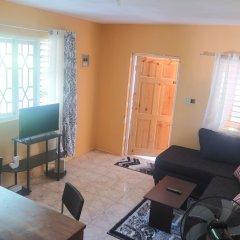 Отель Under the Mango Tree Монтего-Бей комната для гостей фото 3