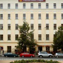 Отель Clarion Hotel Prague City Чехия, Прага - - забронировать отель Clarion Hotel Prague City, цены и фото номеров парковка