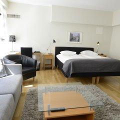 Отель Vanilla Швеция, Гётеборг - отзывы, цены и фото номеров - забронировать отель Vanilla онлайн комната для гостей фото 3