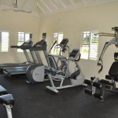Апартаменты Ocho Rios Palm View Villa And Apartments Очо-Риос фитнесс-зал