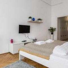 Апартаменты Erzsebet 53 Apartment Будапешт комната для гостей фото 2