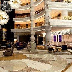 Отель Kirman Belazur Resort And Spa Богазкент интерьер отеля фото 2