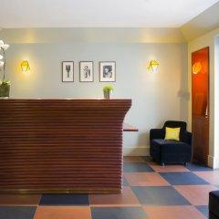 Отель Hôtel A La Villa des Artistes интерьер отеля фото 3