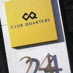 Отель Club Quarters St Pauls с домашними животными