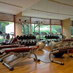 Отель Capella Singapore фитнесс-зал фото 2