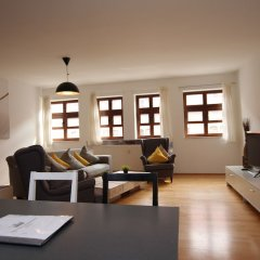 Апартаменты Boutique Apartments Leipzig детские мероприятия фото 2