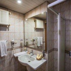 Vera Hotel Tassaray Турция, Ургуп - отзывы, цены и фото номеров - забронировать отель Vera Hotel Tassaray онлайн ванная