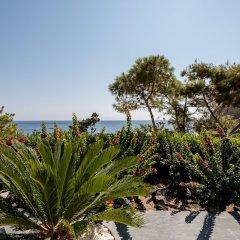 Отель Santorini Mystique Garden Греция, Остров Санторини - отзывы, цены и фото номеров - забронировать отель Santorini Mystique Garden онлайн пляж