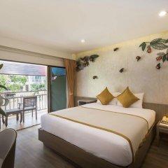 Отель Chanalai Flora Resort, Kata Beach комната для гостей фото 5