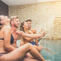 Отель Select Suites & Spa Риччоне бассейн фото 5
