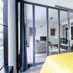 Апартаменты Luxury Apartment In Paris - République Париж балкон