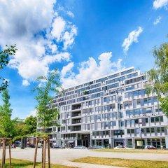 Отель Leonardo Mitte Берлин парковка