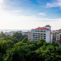 Отель Sea Breeze Jomtien Resort фото 5