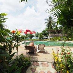 Отель Green Garden Resort Таиланд, Ланта - отзывы, цены и фото номеров - забронировать отель Green Garden Resort онлайн бассейн фото 2