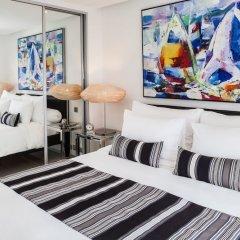 BYD Lofts Boutique Hotel & Serviced Apartments by X2 комната для гостей фото 4