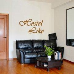 Like Hostel Novoslobodskaya комната для гостей фото 2