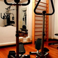 Отель Milano Palmanova фитнесс-зал фото 4