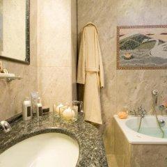 Отель Grand Dino Бавено ванная